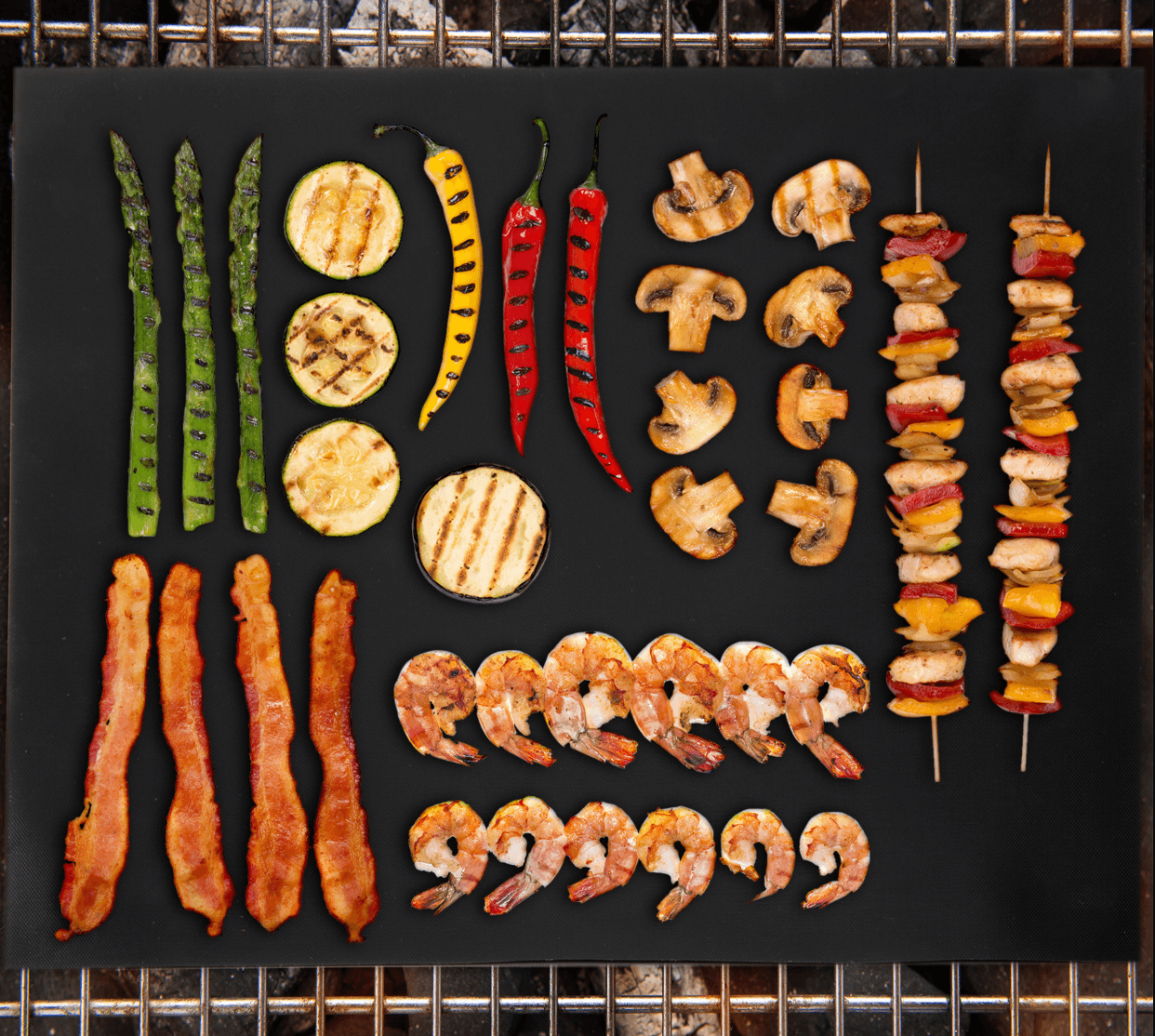 Best Grill Mat Reviews For All Types Of Grills In 2021 Own The Grill