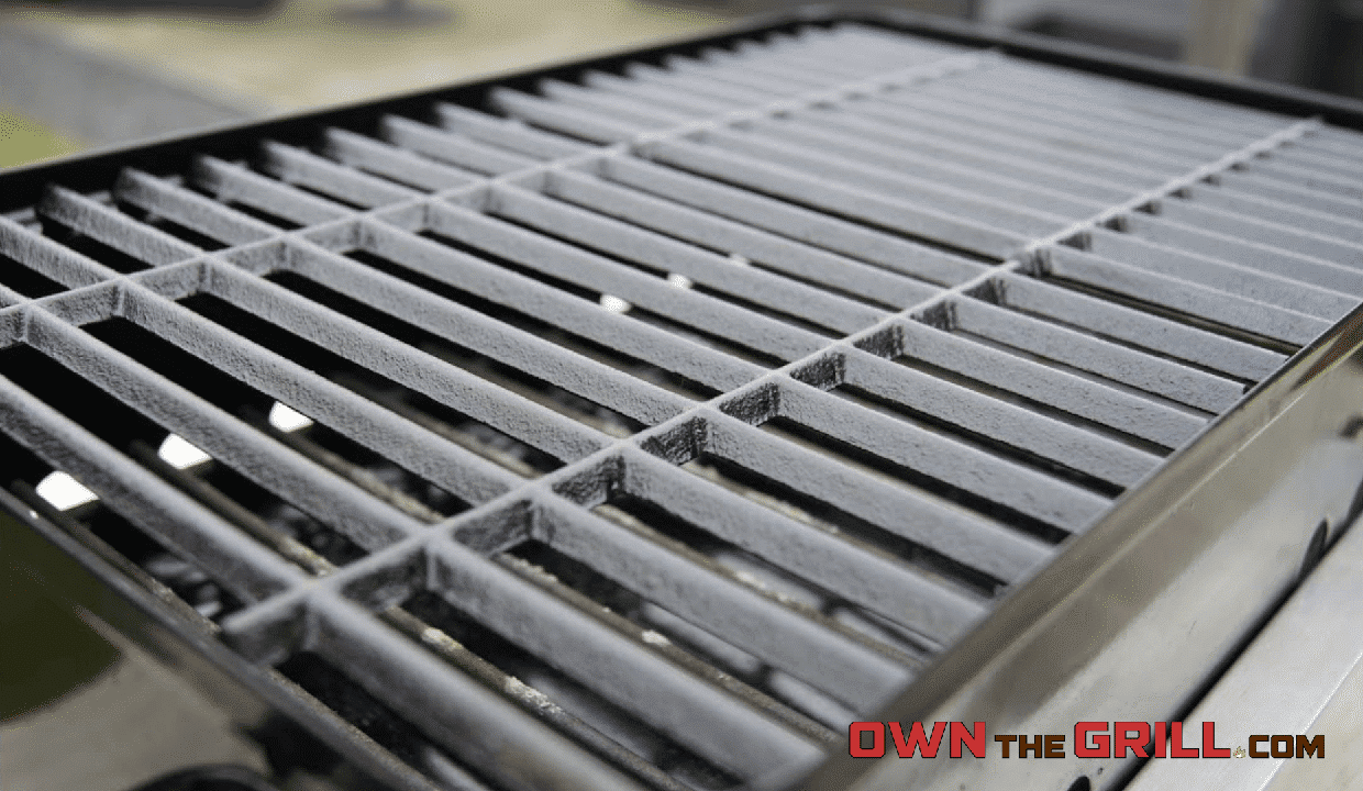 How To Clean Cast Iron Grill Grates Rust Removal Tips Own The Grill
