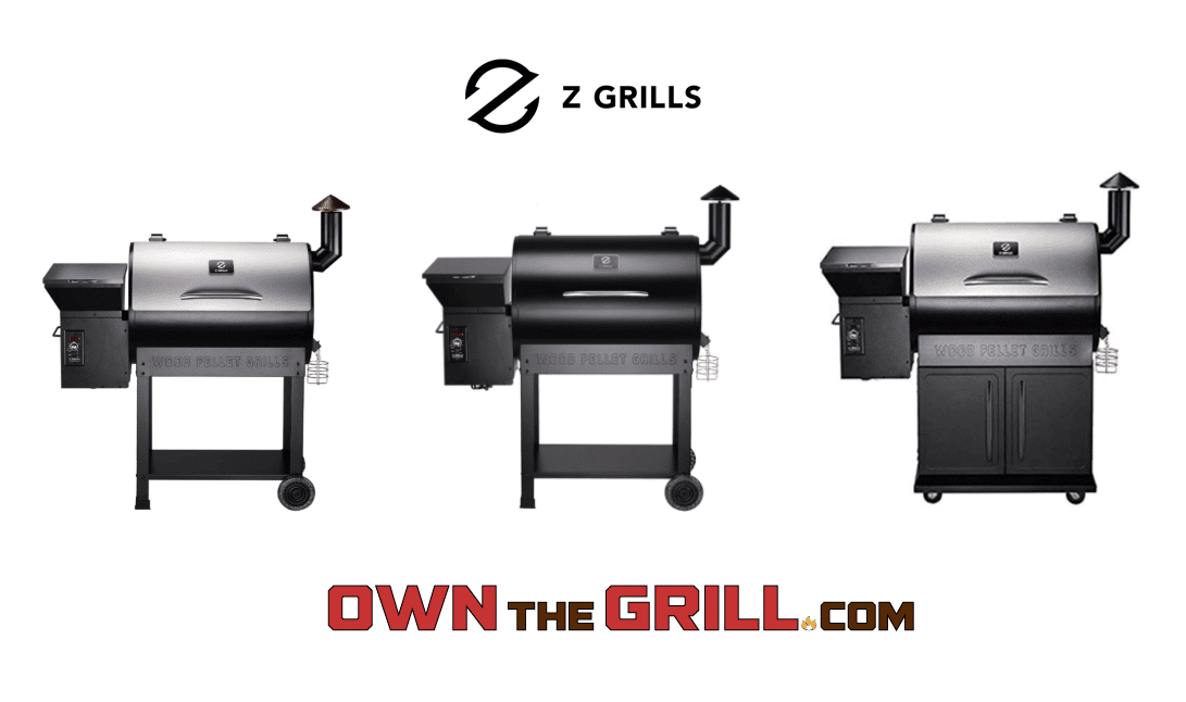 Z Grills 700 Series Pellet Grills Reviews All Models